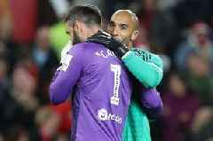 Lee Grant reveals Manchester United experience was 'huge eye-opener'