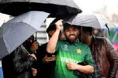 Weather forecast for India vs Pakistan Cricket World Cup match at Old Trafford, Manchester - rain is forecast?
