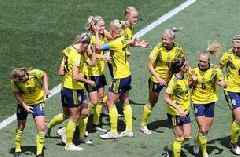 Sweden score the header vs. Thailand just six minutes in | 2019 FIFA Women's World Cup™ highlights
