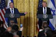 Netanyahu: President Trump tore away the mask of hypocrisy