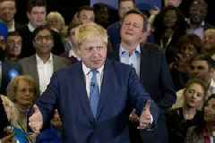 Tory leadership race: Johnson absent as candidates face questions