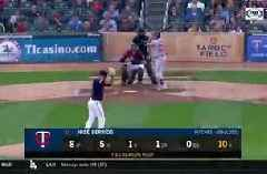 WATCH: Berrios strikes out 10 in Twins' loss to Red Sox