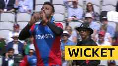 Cricket World Cup: Vince caught by Mujeeb Ur Rahman off Dawlat Zadran