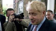 Tory leadership: Johnson backed by four Scottish Conservative MPs