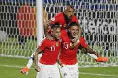 SOCCER/ Chile beats Japan in Copa America opening game