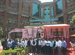 Sharda Hospital Launches Project Arogya to Spread Awareness about Breast Cancer
