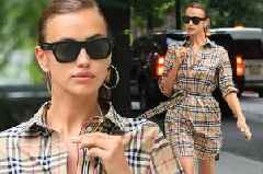 Bradley Cooper's ex Irina Shayk boasts bare ring finger 'after warning about Lady Gaga'