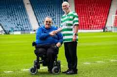 Britain Talks: Diehard Rangers and Celtic fans set aside differences to bring nation together
