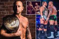 British wrestler Adrian McCallum 'Lionheart' dies aged 36 after haunting final tweet