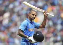 It's official: Shikhar Dhawan out of World Cup, Rishabh Pant steps in