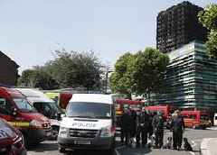 London fire chief during Grenfell tragedy to take early retirement