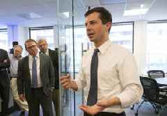 Buttigieg: Israel moving in wrong direction when it comes to Human rights