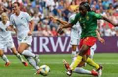 FIFA Women's World Cup™ Goal of the Day: Ajara Nchout scores last-minute goal to reach Round of 16