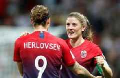 2019 FIFA Women's World Cup™: Norway's Isabell Herlovsen finishes the absolutely gorgeous goal vs. Australia | HIGHLIGHTS