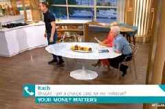 Martin Lewis 'storms off' This Morning set after Holly Willoughby and Phillip Schofield ridicule his gaffe