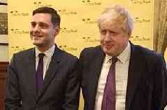 Boris Johnson appoints sex pest claim MP Ross Thomson as Scottish campaign manager