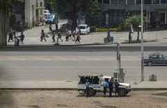 At least 13 security personnel dead during failed coup in Ethiopia