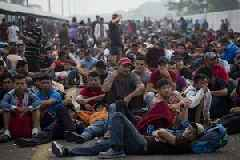 Mexican president says troops won't detain migrants on US border: 'That's not our job'