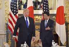 Trump considering withdrawal from 68-year-old treaty with Japan: report