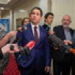 Watch live: National leader Simon Bridges announces reshuffle