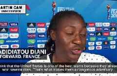 Women's World Cup NOW™: French players on the prospect of playing the United States