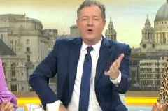 Good Morning Britain's Piers Morgan makes sly dig at This Morning's Philip Schofield over Amanda Holden feud