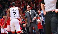 Nick Nurse: 'Can't Blame' Kawhi Leonard for Joining Clippers
