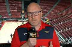 David Griffin discusses Anthony Davis trade process and how Zion fits with the Pelicans