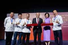 Lee Kum Kee Joins Hands with over 400 Chinese Culinary Chefs in the International Master Chef's Charity Gala Dinner 2019 Singapore to Raise over One million SGD for Ren Ci Hospital