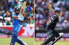 India vs New Zealand weather forecast for Cricket World Cup semi-final at Old Trafford