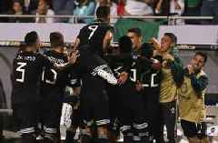 Jonathan dos Santos gives Mexico 1-0 lead vs. USMNT   2019 CONCACAF Gold Cup Highlights