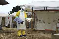 Deadly Ebola outbreak is 'global wake-up call', says WHO head