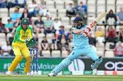 Met Office issues Birmingham thunderstorm warning as England play Australia in Cricket World Cup