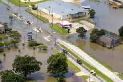 New Orleans Faces Flooding As Big Storm Forms In Gulf Of Mexico