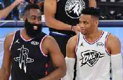 Cris Carter has doubts about James Harden - Russell Westbrook duo in Houston
