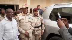 Sudan's Military Council Says It Averted An Attempted Military Coup