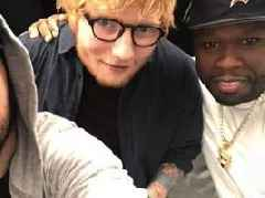 """Eminem + 50 Cent Reunite On New Ed Sheeran REMEMBER THE NAME Banger – """"It Isn't Time To Drop The Mic Yet"""""""