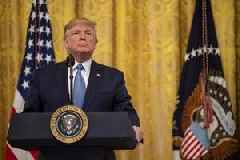 Donald Trump stokes fear and conspiracy on path to 2020
