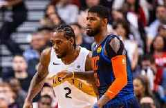 Shannon Sharpe believes Kawhi and PG are the best pair of defenders since Pippen and Jordan