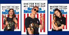 SI's 24 USWNT Commemorative Digital Covers