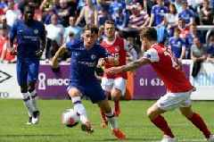 Frank Lampard hails Billy Gilmour as former Rangers wonderkid shines for Chelsea