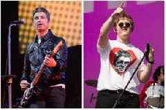 Lewis Capaldi gets revenge on Noel Gallagher with help from Oasis star's teen daughter