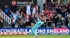 England win Cricket World Cup with New Zealand super over win