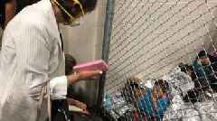 Democrats Visit Texas Detention Center, Say Conditions Are 'Inhumane'