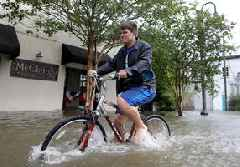 Tropical Storm Barry dodges New Orleans, decreasing flood threat