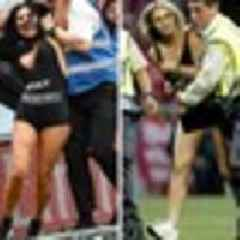 2019 Cricket World Cup final: Streaker during Black Caps v England match is mother of X-rated website owner