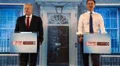Backstop will be rejected, even if time-limited vow Johnson and Hunt