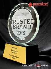 Jasmine Food Wins Malaysia's Reader's Digest Most Trusted Brand Award for 15 Consecutive Years