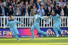 England's Cricket World Cup final heroics watched by peak audience of 8.3 million