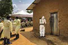 First Ebola case discovered in DRC's Goma city, home to 2 million people